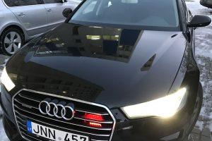 """Pažeidėjus gaudys policijos nežymėtas """"Audi"""""""
