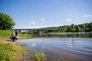 Tiltų bumas: Kaunas skelbia dar vieno pėsčiųjų tilto per Nerį konkursą