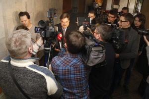 Kalėjimų departamento vadovas nekomentuoja R. Kazėnienės kaltinimų