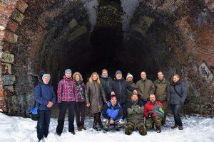 Vilniaus pakraštyje žiemoja tūkstančiai šikšnosparnių