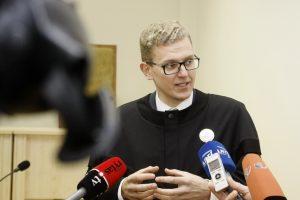 Prezidentė neskirs G. Danėliaus į teisingumo ministro postą
