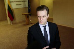 G. Landsbergis: pasileisti Seimui šiandien yra teisingiausias kelias