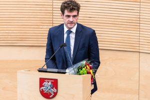 R. Žemaitaitis valo partiją: jau sustabdyta trijų partiečių veikla