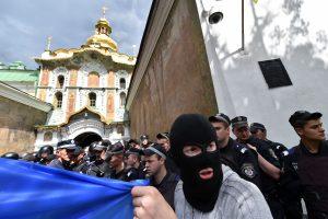 Ragina Rusiją paremti Ukrainos prezidento taikos planą