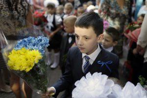 Mokslo metus Lietuvoje pradės ketvirtoji ukrainiečių vaikų grupė