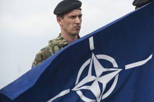 Ministrai Nyderlanduose aptars NATO planus Rusijai atgrasyti