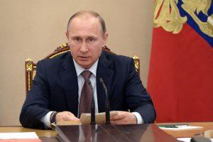Kremlius: raginimas boikotuoti Rusijos prezidento rinkimus galbūt yra neteisėtas
