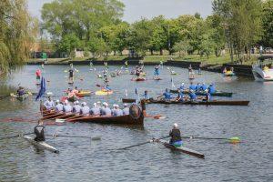 Vasaros pradžią paskelbė aštuntasis Klaipėdos laivų paradas