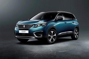"""Naujas """"Peugeot 5008"""" – praktiškas miesto visureigis"""