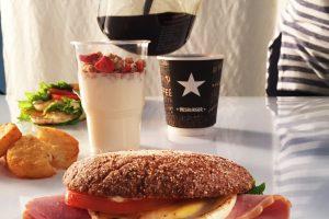 Lietuvių pusryčiai: kaina siekia iki 2 eurų, renkasi sumuštinius su kava