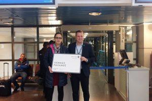 Vilniaus oro uostas gerina rekordus – jau aptarnavo 3 mln. keleivių