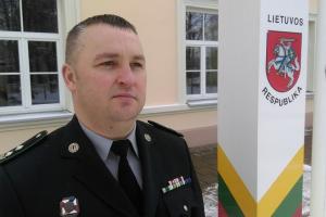 Ignalinos rinktinei vadovaus S. Tamulevičius