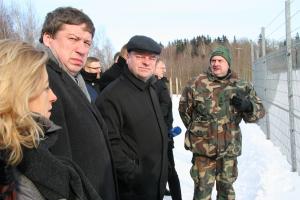 Kokie iššūkiai kyla užtikrinant Lietuvos rytinės sienos apsaugą?