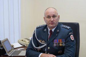 Vilniaus policijos vairą perima jau antras laikinasis vadovas