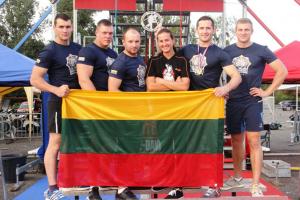 Lietuvos ugniagesiai gelbėtojai – Europos čempionai