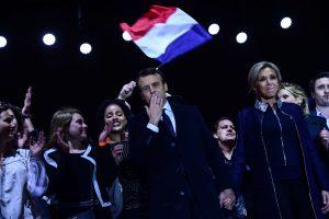 Ką E. Macrono pergalė reiškia Lietuvai?