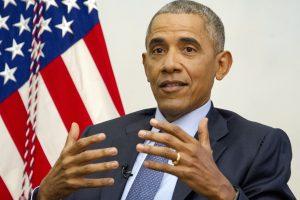 JAV prezidentas B. Obama ruošia atsisveikinimo kalbą