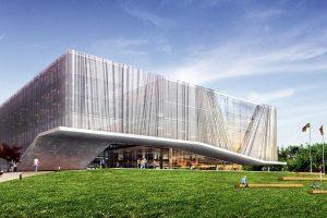 Dėl koncertų salės konsultuosis su Tarptautine architektų sąjunga