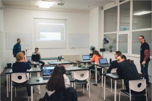 Jaunimo nedarbui mažinti – programavimo mokymai