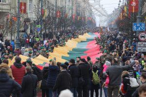 Vilnius švęs K11: eitynės, ekskursijos ir nemokamas viešasis transportas