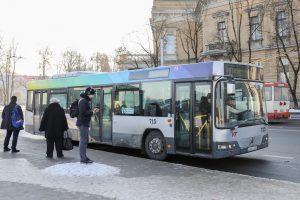 """""""Vilniaus viešasis transportas"""" pagaliau skaičiuoja pelną"""