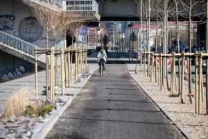 Dviratininkų patogumui – išsamus Vilniaus dviračių takų žemėlapis
