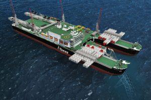 Povandeninių miestų griovimas: kam naftininkams 2,6 mlrd. kainavęs laivas?