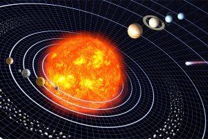 Fantastiška kelionė: kaip atrodytų peizažai atskridus į kitas planetas?