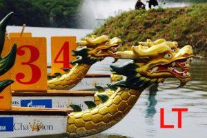 Prasidėjo registracija į Drakonų valčių lenktynes Visagine