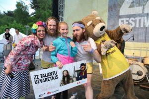 """Lietuvoje pirmą kartą vyks moksleivių talentų konkursas """"ZZ Talanti"""""""