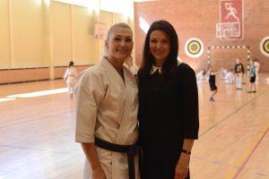 Pasaulio kiokušin čempionė M. Čiuplytė: meilėje ir kovoje viskas leistina