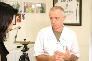 Olimpinės rinktinės gydytojas: norint deginti riebalus, reikia valgyti riebalus
