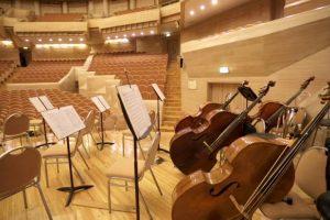 Streikuojantys muzikantai į orkestro sezono atidarymą tiesiog neatėjo