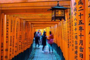Japonija susižavėjusi lietuvė: ten labai gerbia keliautojus