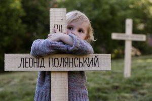 Sausio 13-ąją – parama ir viltis karo gniuždomiems ukrainiečiams