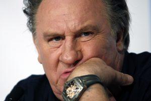 G. Depardieu antausis: aš – ne prancūzas, Prancūzija – silpnapročių šalis