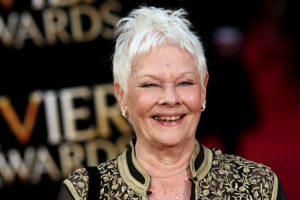 Britų aktorei J. Dench – aštuntas prestižinis L. Olivier apdovanojimas
