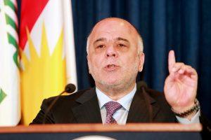 Irako parlamentas per ilgai atidėliotą balsavimą patvirtino penkis ministrus
