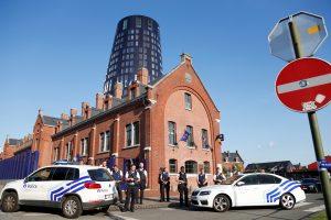 Belgijos policininkių užpuolikas – alžyrietis, susijęs su teroristais