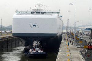 5 milijardų vertės projektas per 2 minutes: Panamos kanalo platinimas