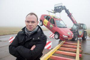 Blogiausius vairuotojus tramdys M. Stonkų projekte pakeitęs T. Langvinis