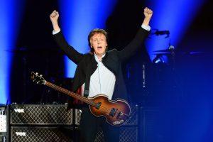 """Ramybė nusibodo: """"bitlas"""" P. McCartney kuria naują albumą"""