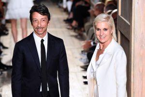 """Dizainerė M. G. Chiuri iš mados namų """"Valentino"""" – prie """"Dior"""" vairo"""