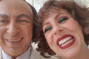 Nauja ekstravagantiška TV pora – A. Mickevičius ir I. Stasiulytė