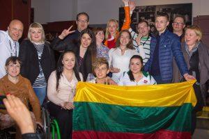 """Šių metų """"Draugystė veža!"""" kryptis – Kijeve vyksianti """"Eurovizija"""""""