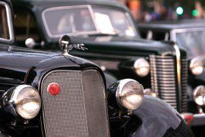 Kaune demonstruoti senoviniai automobiliai