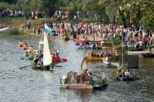 Zarasų 510-asis gimtadienis: ežerų ralis, kultūra ir žvaigždžių koncertai