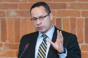 Šiaurės ministrų taryba nutraukė EHU finansavimą
