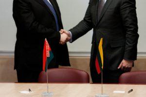 Lietuviai ieško naujų verslo galimybių Baltarusijoje