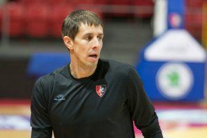 Krepšininkas M. Lukauskis po 15 metų grįžta į Panevėžį